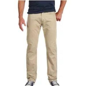 Levi's 514 Khaki Jeans 100% Cotton